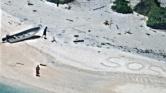 S.O.S. a homokban – lakatlan szigetről mentettek ki két embert