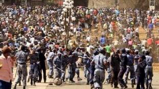 Csaknem 100 halottjuk van az etióp kormányellenes tüntetéseknek