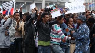 Zavargás és nyugtalanság Etiópiában