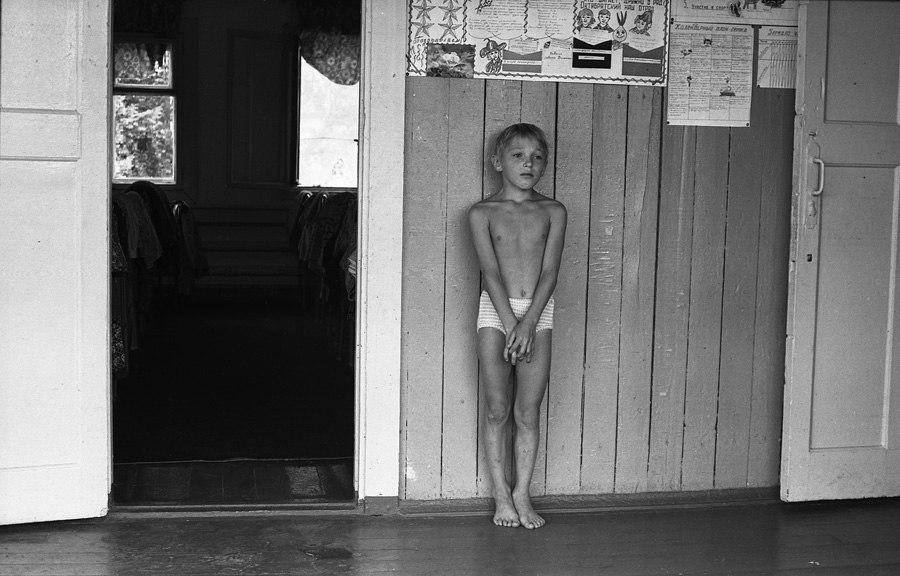 Büntetés a sporttáborban - Metallurg, 1979