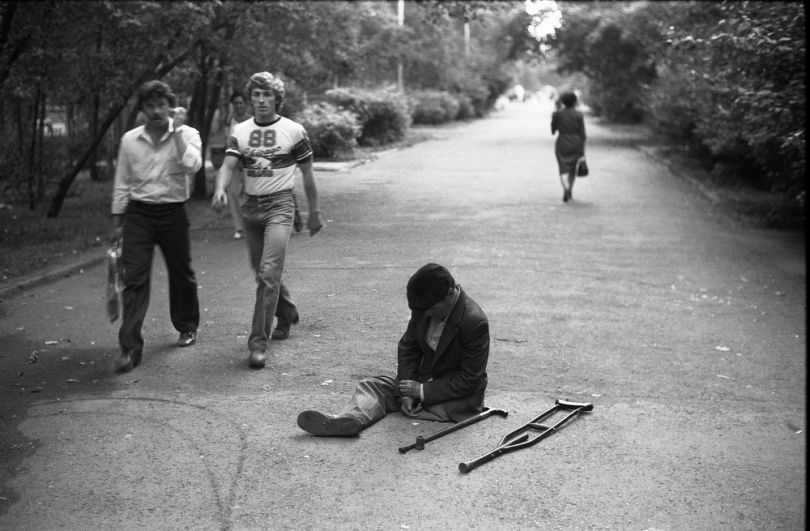Úton hazafelé - Novokuznyeck, 1983