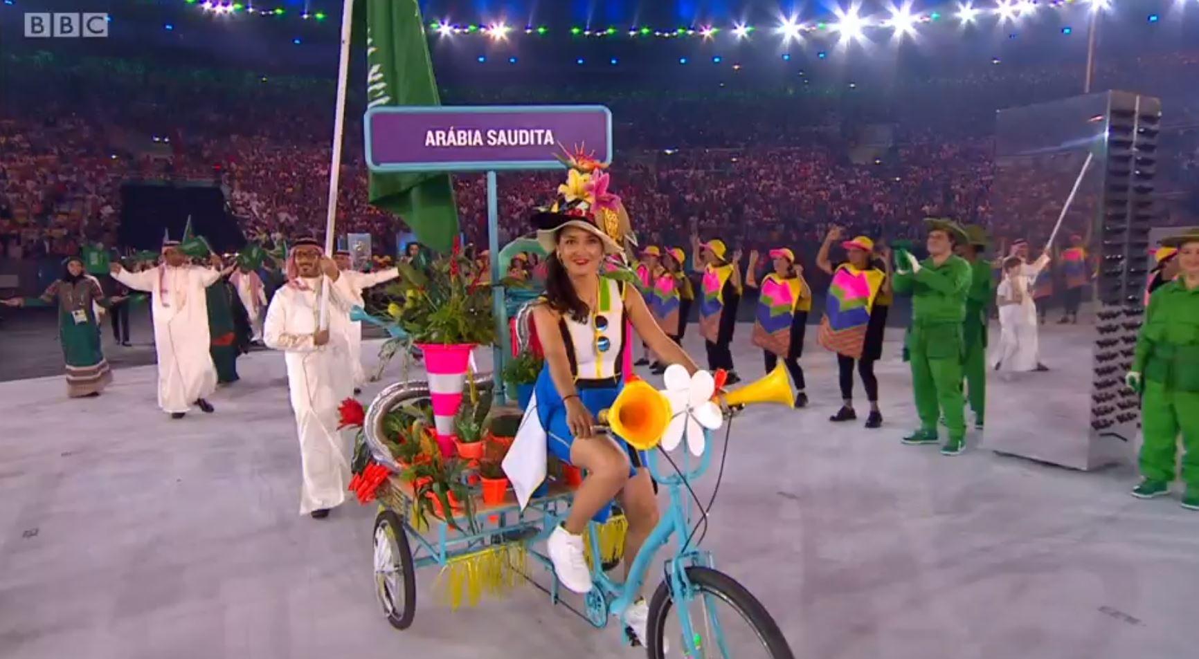 szaúdi tricikli