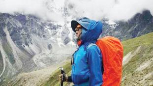 Kalandra fel! – Az Everest alaptáborából írt köszönőlevelet a feleségének egy 70 éves szaúdi férfi