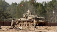 Eufráteszi pajzs – török tankok Szíriában, kiürített települések Törökországban