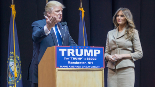 Potenciális First Lady meztelenül egy bulvárlap címlapján