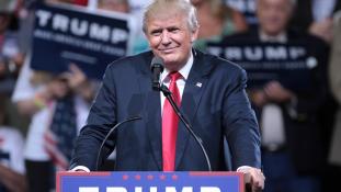 25 millió új munkahelyet teremtene Trump