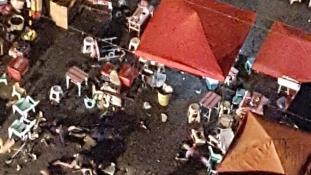Éjszakai piacon robbant a bomba a Fülöp-szigeteken
