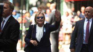Hillary összecsuklott – a világ tőzsdéi idegesek