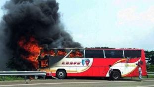 Öngyilkos sofőr miatt haltak meg 26-an