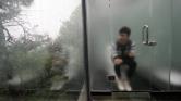 Átlátszó vécéket építenek Kínában