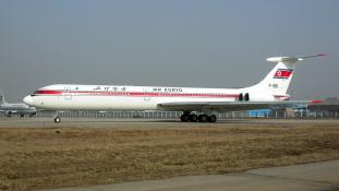 Pakisztánban már nem szállhat le észak-koreai gép