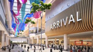 Szingapúr repülőtere továbbra is a világelső