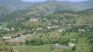 Riasztás az indiai-pakisztáni határon