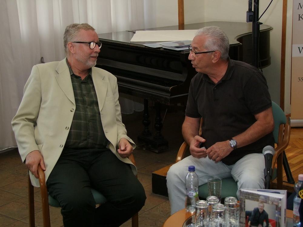 Bokor Balázs és Márton András
