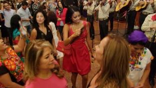 Mexikói fiesta a Várban – fotók