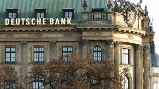 Merkel nem segít a Deutsche Bankon