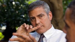 George Clooney : miért támogatunk egy véreskezű és korrupt rendszert?