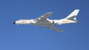 Nagy ugrás előtt a kínai légierő