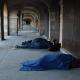 Egyre több a diplomás külföldi hajléktalan Franciaországban