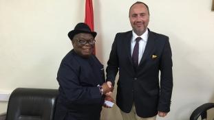 Ghánába szinte hazajöttünk – interjú az új magyar nagykövettel