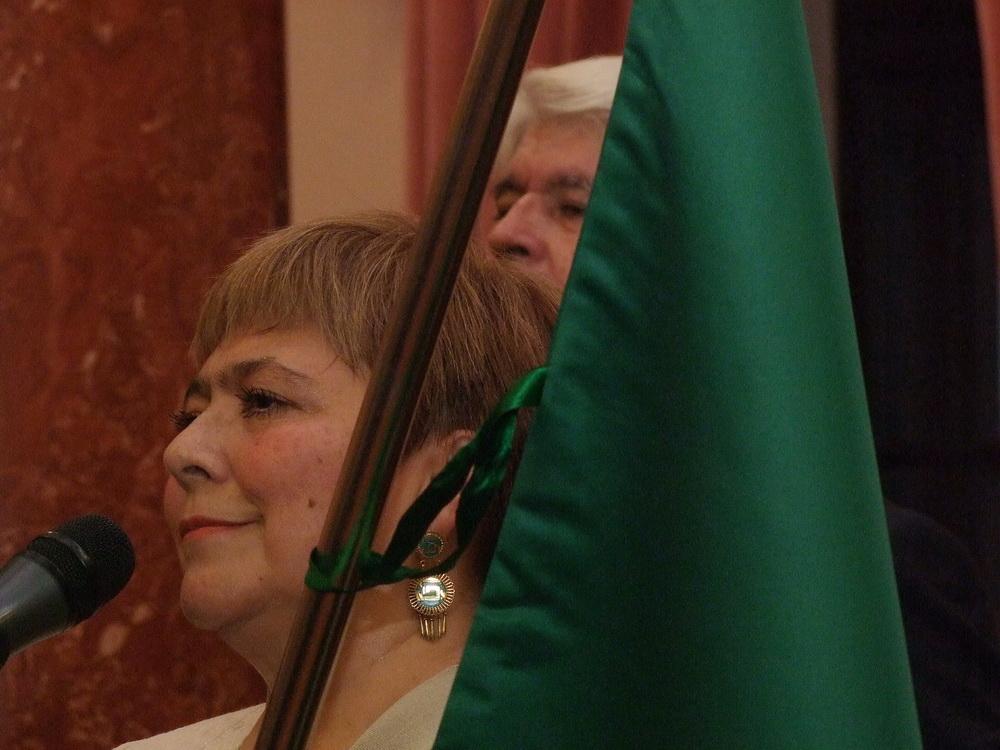Isabel Bárbara Téllez Rosete, Mexikó nagykövetasszonya.