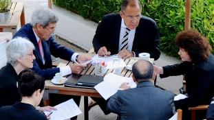 Még nem tudják, helyreállítható-e a tűzszünet Szíriában