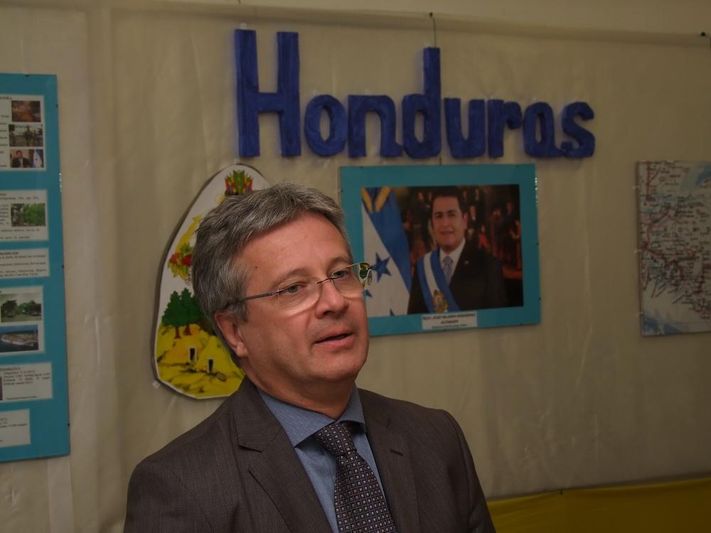 Suha György, a Külgazdasági és Külügyminisztérium miniszteri biztosa