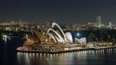 Pizsamabuli a Sydney-i Operaházban