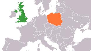 Brit-lengyel közös fellépés az idegengyűlölet ellen
