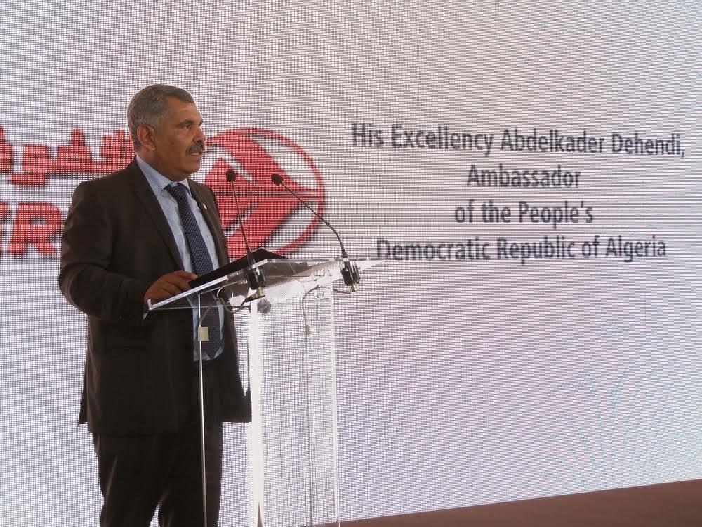 Abdelkader Dehandi Algéria budapesti nagykövete