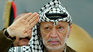 Kalapács alá került Arafat Mercije