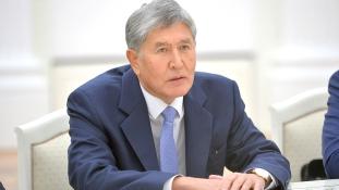 Tudjuk, mi baja a kirgiz elnöknek