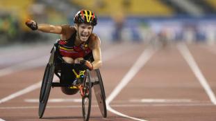 Már nem akar sürgősen meghalni a belga paralimpikon