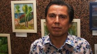Chilei festmények a Héliában – képek egy kiállítás megnyitójáról