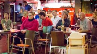 Rendhagyó fotókiállítás a Tranzit Art Caféban