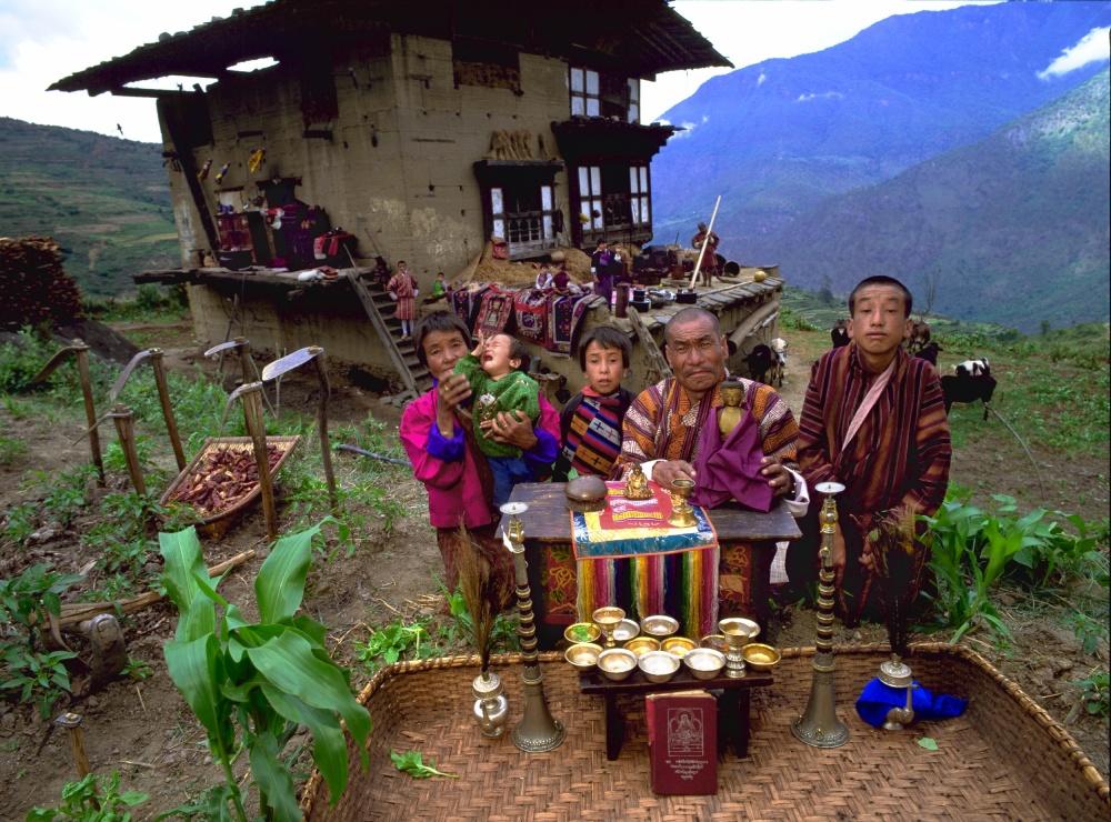 Shingkhey - Bhután