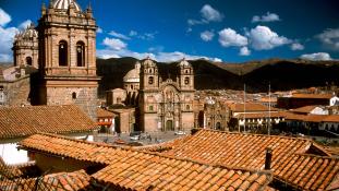 Kiégett a világhírű barokk templom