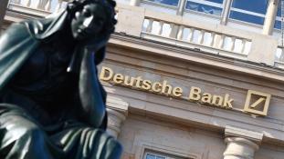 Pénzügyi világválságot okozhat-e a Deutsche Bank 14 milliárd dolláros bírsága?