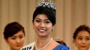 Indiai az idei japán szépségkirálynő