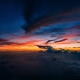 Felhők, ahogy egy pilóta látja (képek)