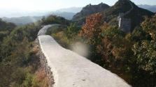Felújították a kínai nagy falat, sokan mégsem örülnek