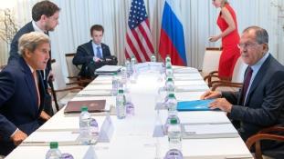 Fegyvernyugvás hétfőn napnyugtától – amerikai-orosz megállapodás Szíriáról