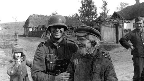 Németek fényképei a II. világháborús Oroszországról