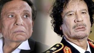 Miért akarta megöletni Kadhafi a népszerű egyiptomi színészt?