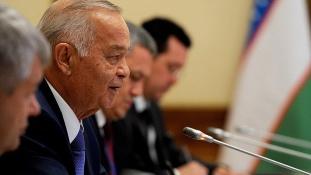 Eltemették az üzbég elnököt