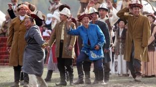 Nomád világtalálkozó Kirgizisztánban