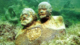 Lenin, Sztálin és a többiek – szoborpark a víz alatt