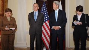Nem tudtak megegyezni a tűzszünetről az amerikaiak és az oroszok