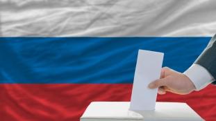 Ma választanak Oroszországban