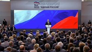 Semmi meglepetés: Putyin pártja nyert a választáson